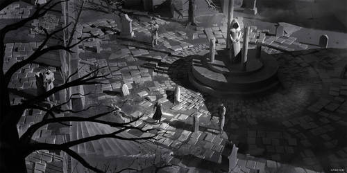 Omen - Environment Concept Art 01