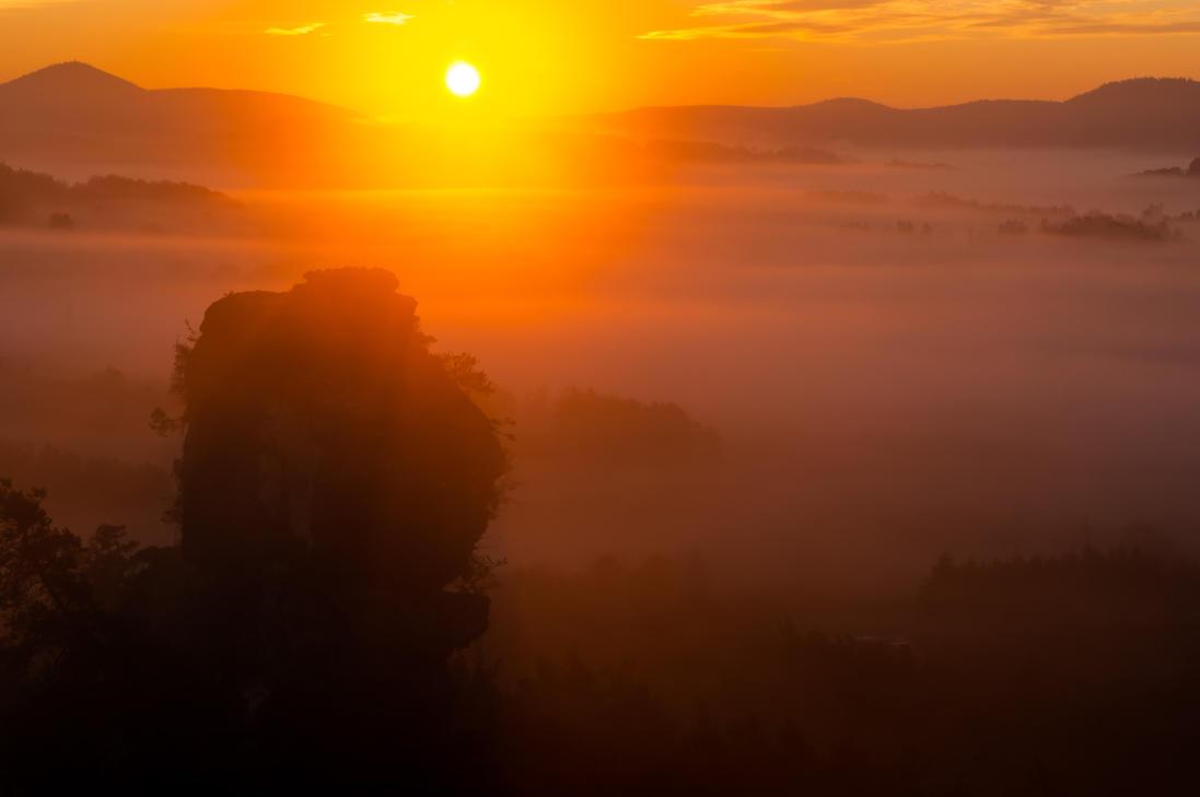 Sunrise by blu-eis