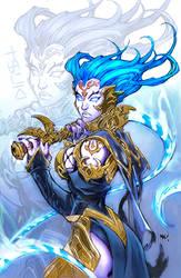 Fury - Darksiders 2.0 by Sharindel