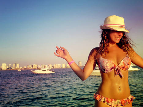 Boat dance . . .