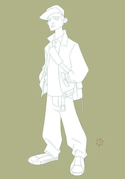 Walt-Dawg semi gangsta-like by cheeks-74