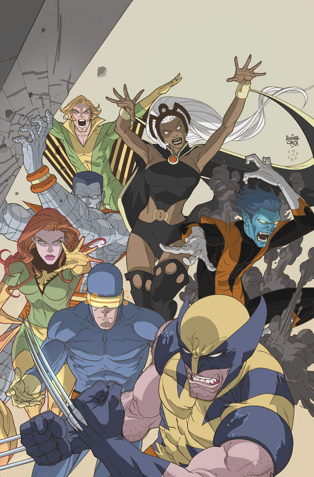 Uncanny X-Men: First Class by cheeks-74