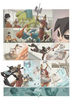 Teen Titans, Wed Comics p2