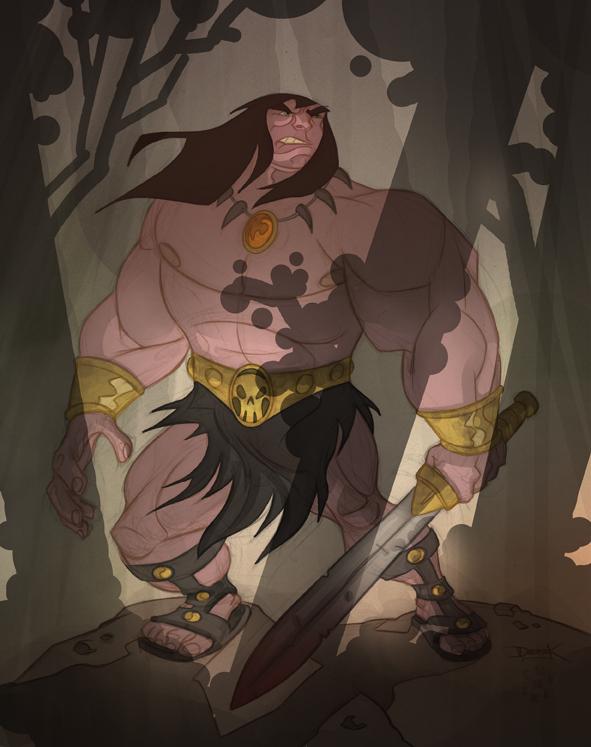 DEREK Conan