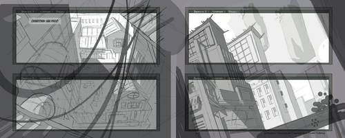 B7 webcomic panels 5-8