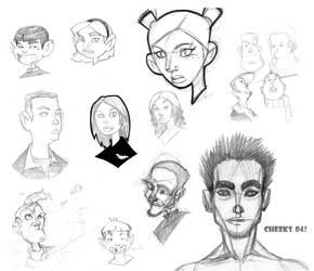 Headshots by cheeks-74