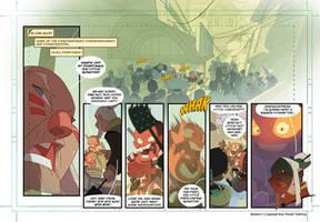 Bastion's 7 Webcomic page 2