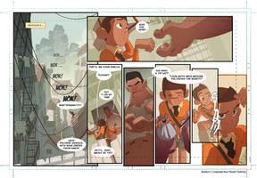 Bastion's 7 Webcomic page 3