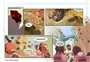 Bastion's 7 Webcomic page 5!