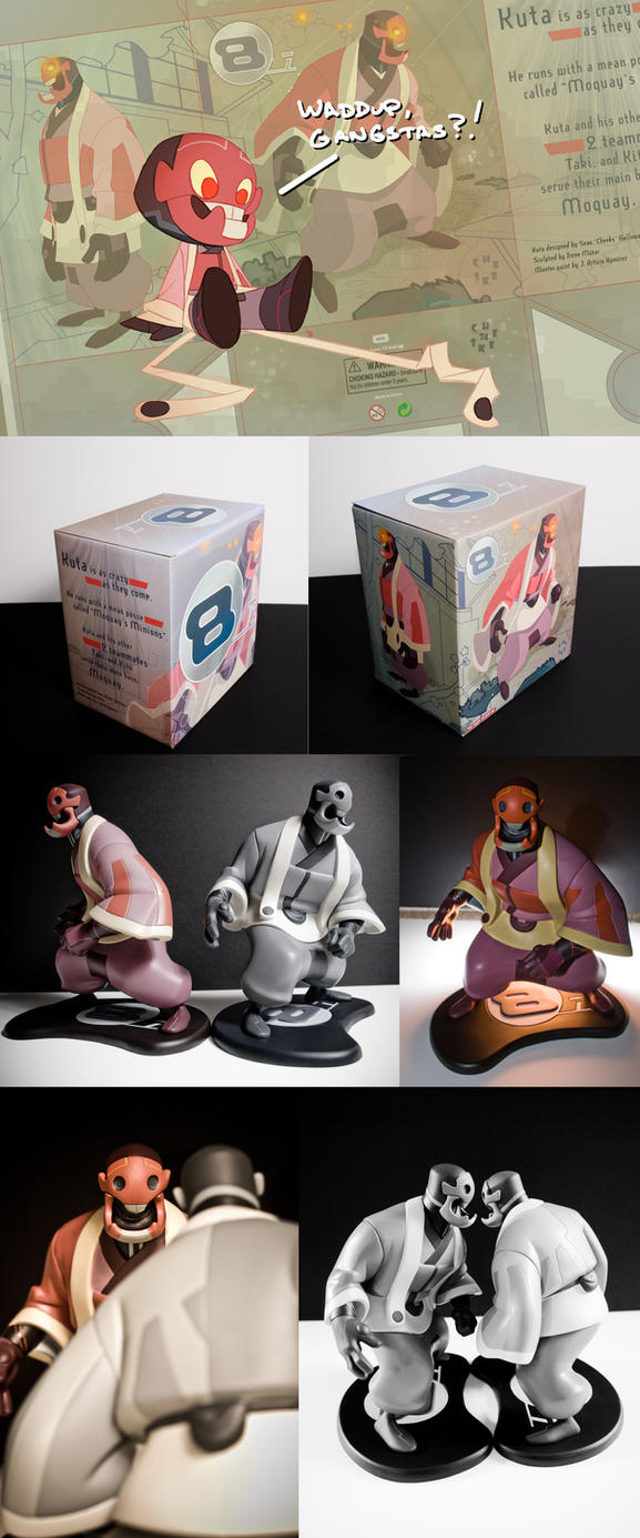 Free Kuta Vinyl for Art Students! by cheeks-74
