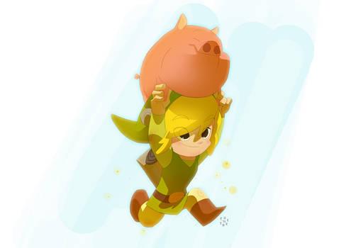 Zelda's main squeeze