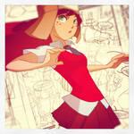 Gumshoes 4 Hire  Kickstarter peek1! by cheeks-74