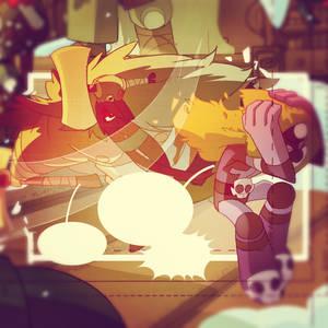Little Big Heads Kickstarter sneakpeek 4!