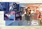 Gumshoes 4 Hire Kickstarter cheeks peek 7!