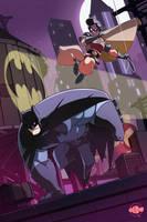 Batman-Robin! by cheeks-74