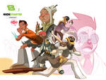 Bastion's 7 Kickstarter promo! by cheeks-74