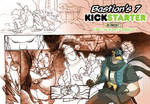 Bastion's 7 Kickstarter in the final stretch
