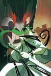 Samurai Jack variant cover