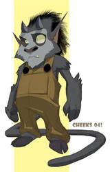 Wildebeest concept design by cheeks-74