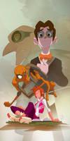 Spider-man, Spider-man...