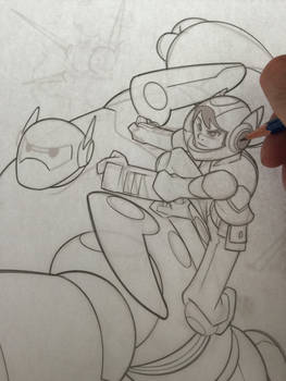 Big Hero 6 Commission
