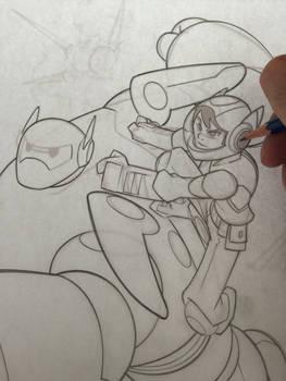 Big Hero 6 Commission