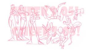 Groupshot Poses 2
