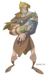 Thundarr the Barbarian by cheeks-74