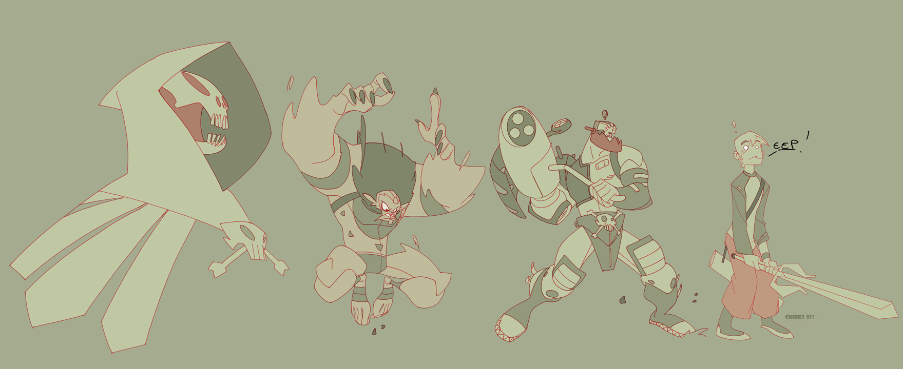 MoTu lineup by cheeks-74
