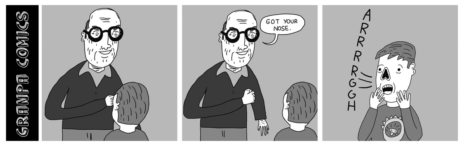 Grandpa Comics