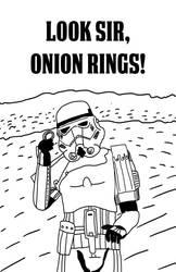 Look Sir Onion Rings by bobbymono