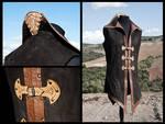 Leather tunic
