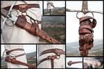 Renaissance Sword Scabbard