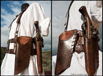 Double Holsters Harness