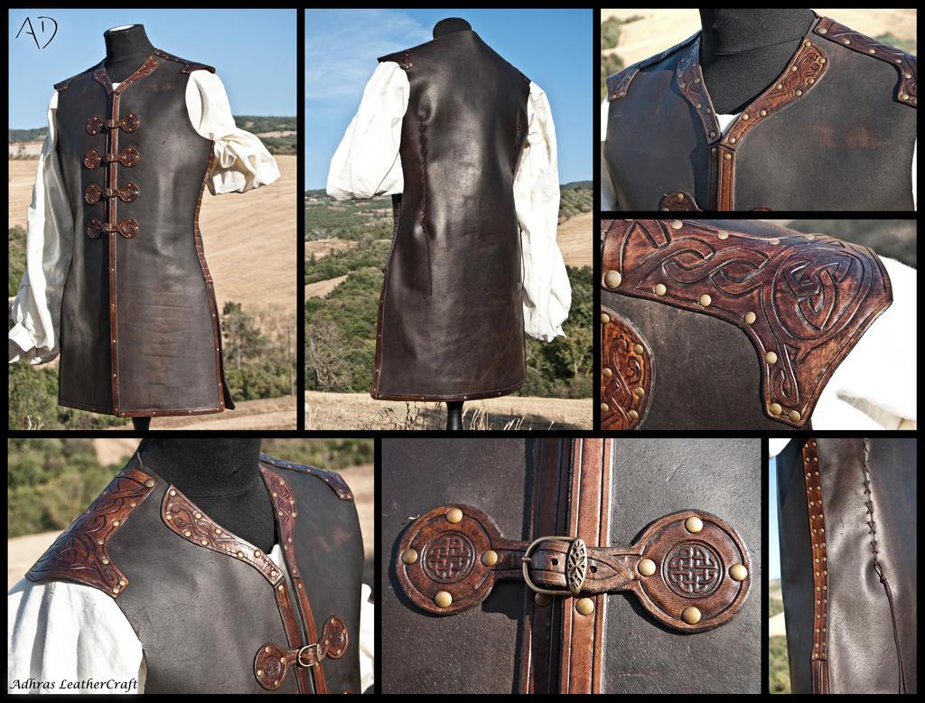 Celtic Armor by Adhras