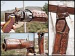 Formed Gun Holster