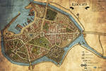 Fantasy Roleplay City Map