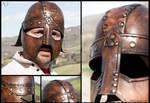 Skyrim Style Helm