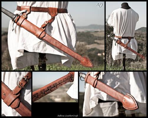 Scabbard for Bolognese Dagger