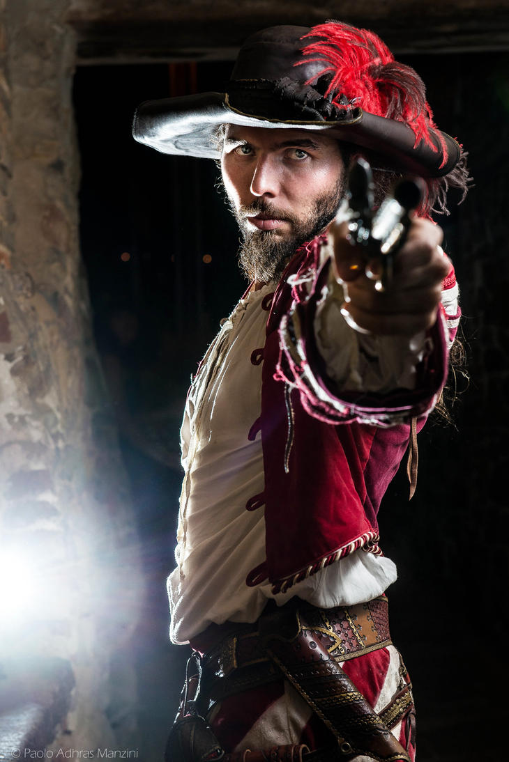 The Musketeer by Adhras