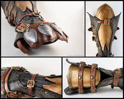 Assassin's Creed - Jacob's Gauntlet - Details by Adhras