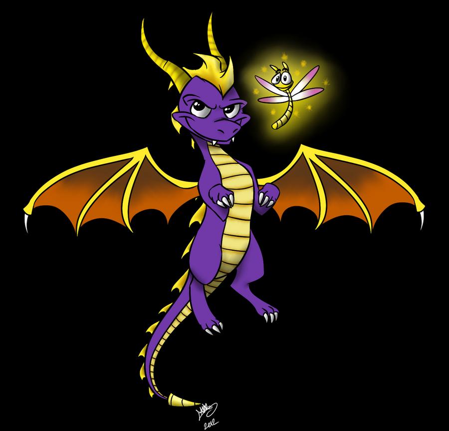 The Most Badass Dragon Ever By DingoTK