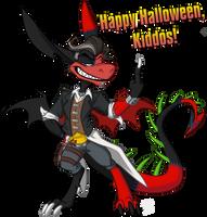 Happy Halloween, Kiddos! by DingoTK