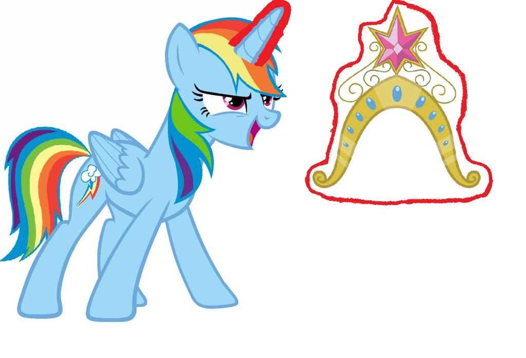 My Little Pony Rainbow Dash Alicorn   www.imgkid.com - The ...
