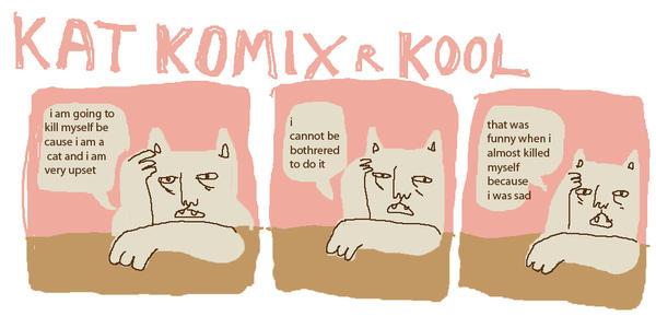 krazy kat komix 1 by ivegotworms