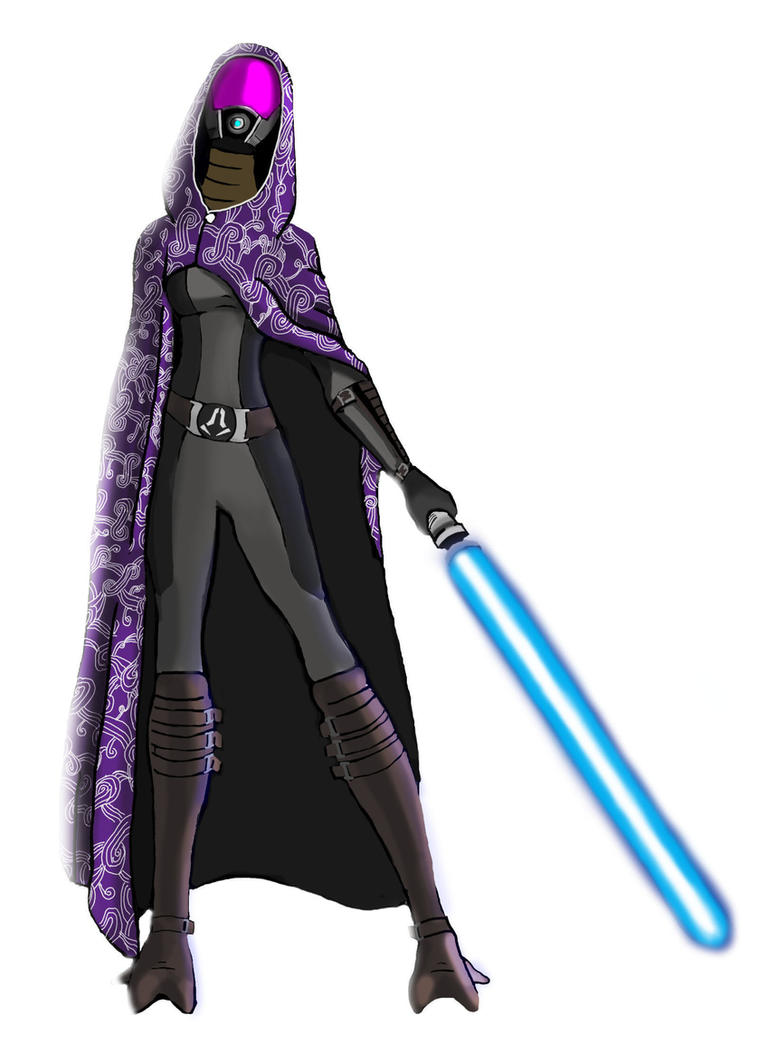 Tali-Jedi by spaceMAXmarine
