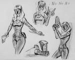 sketches Tali (124)