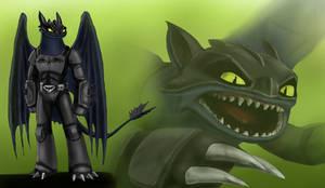 Toothless-Batman