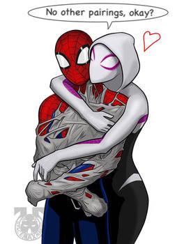 Spider-man X Spider-Gwen