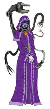 Tali - Mechanicus